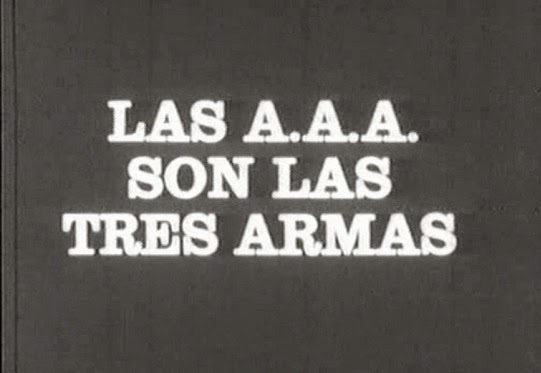 Las AAA son las tres armas
